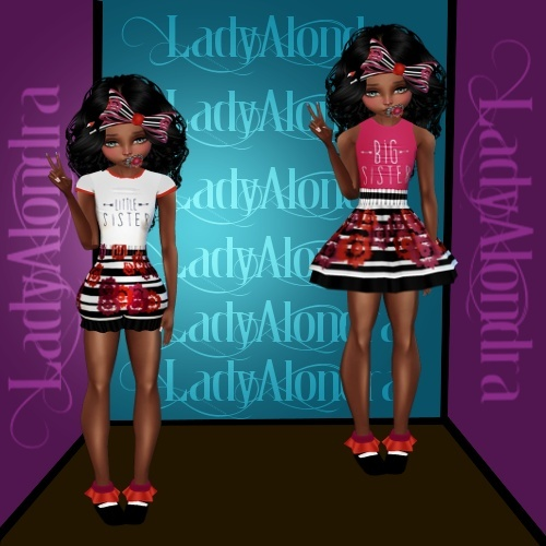 Kid Sister PSD + RESELL RIGHT