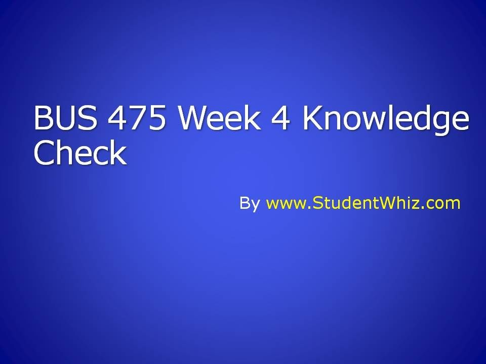 week 9 knowledge check S multiple choice quiz gives you an opportunity to help competitive exam aspirants to sharpen their skills and knowledge on test your general knowledge 9.