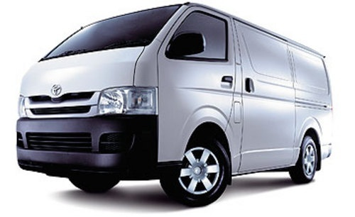2006 Toyota Hiace Full Original and Coloured Electrical Wiring Diagrams (FREE PDF)