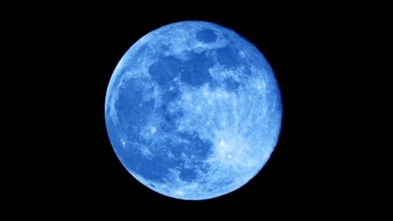 Super Blood Blue Moon Eclipse in the sign of Leo.