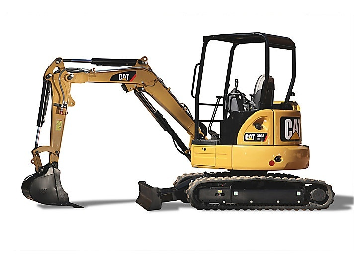 Caterpillar 303 CR Mini Hydraulic Excavator Repair Service Manual S/N : DMA1-Up