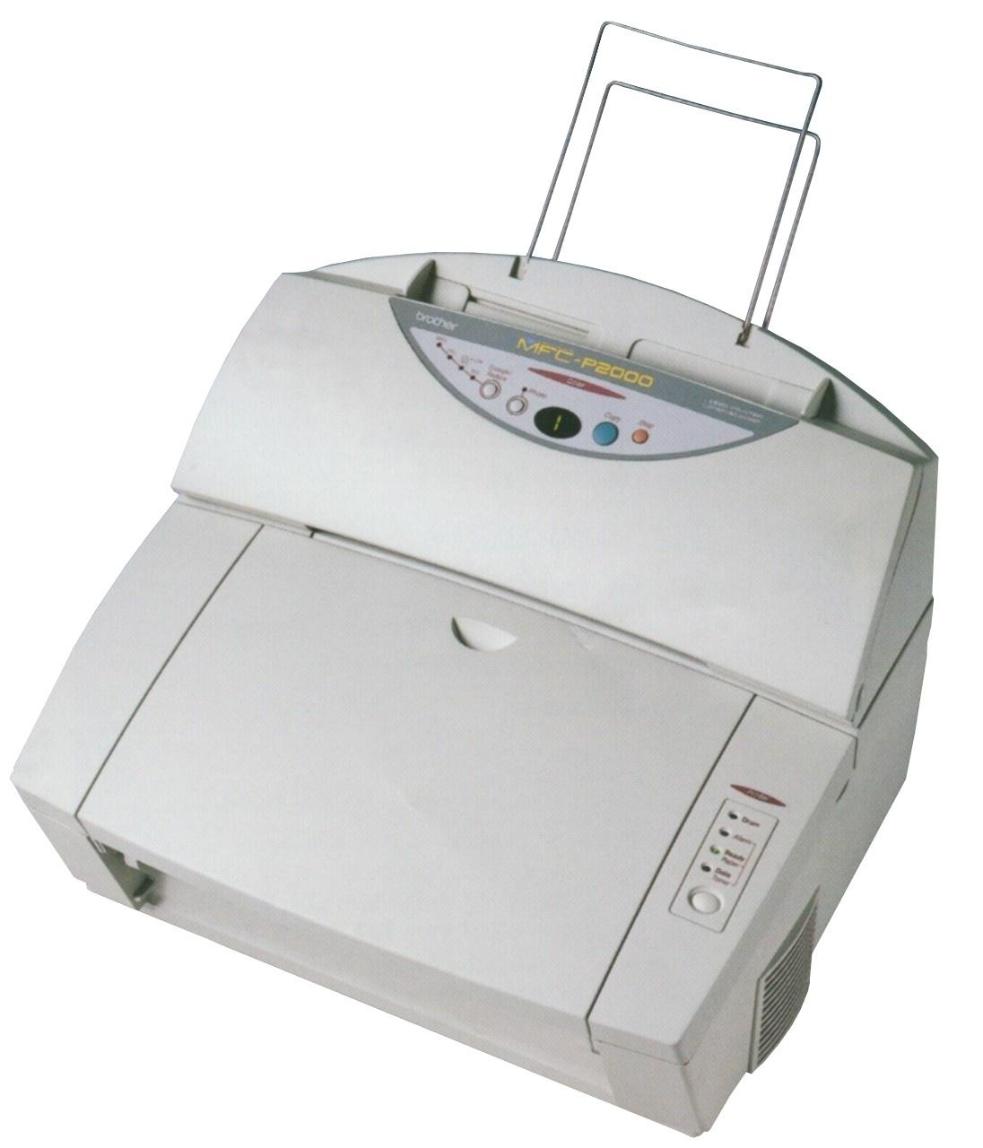 Brother MFC-P2000, HL-P2000 Laser Printer Service Repair Manual