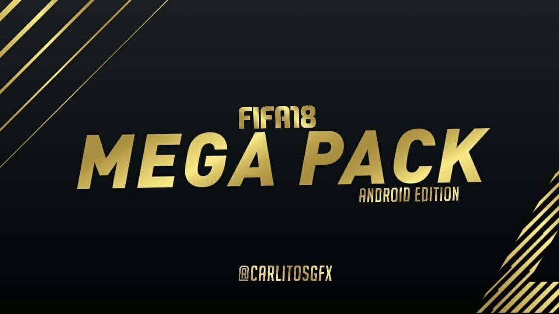 FIFA 18 MEGA PACK ANDROID