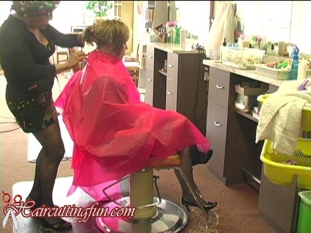 Anneli's Real Afro Perm and Brush Out - Video VOD Digital Download