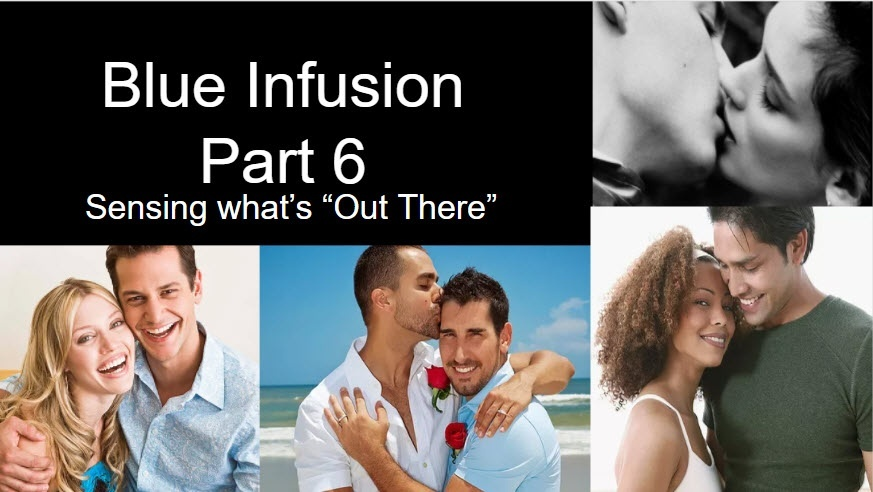 Blue Infusion Webinar - Part 6  Sensing What's Out There ©