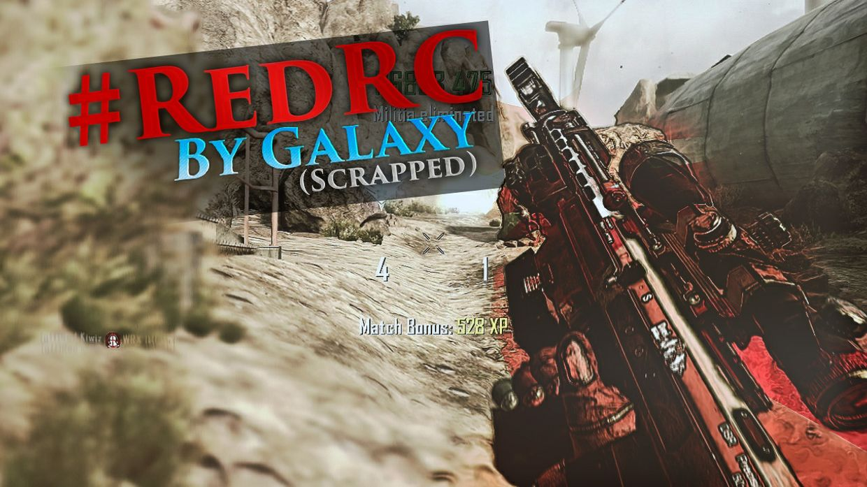 #RedRC Response By Galaxy Project File (Clips + Cins Included)
