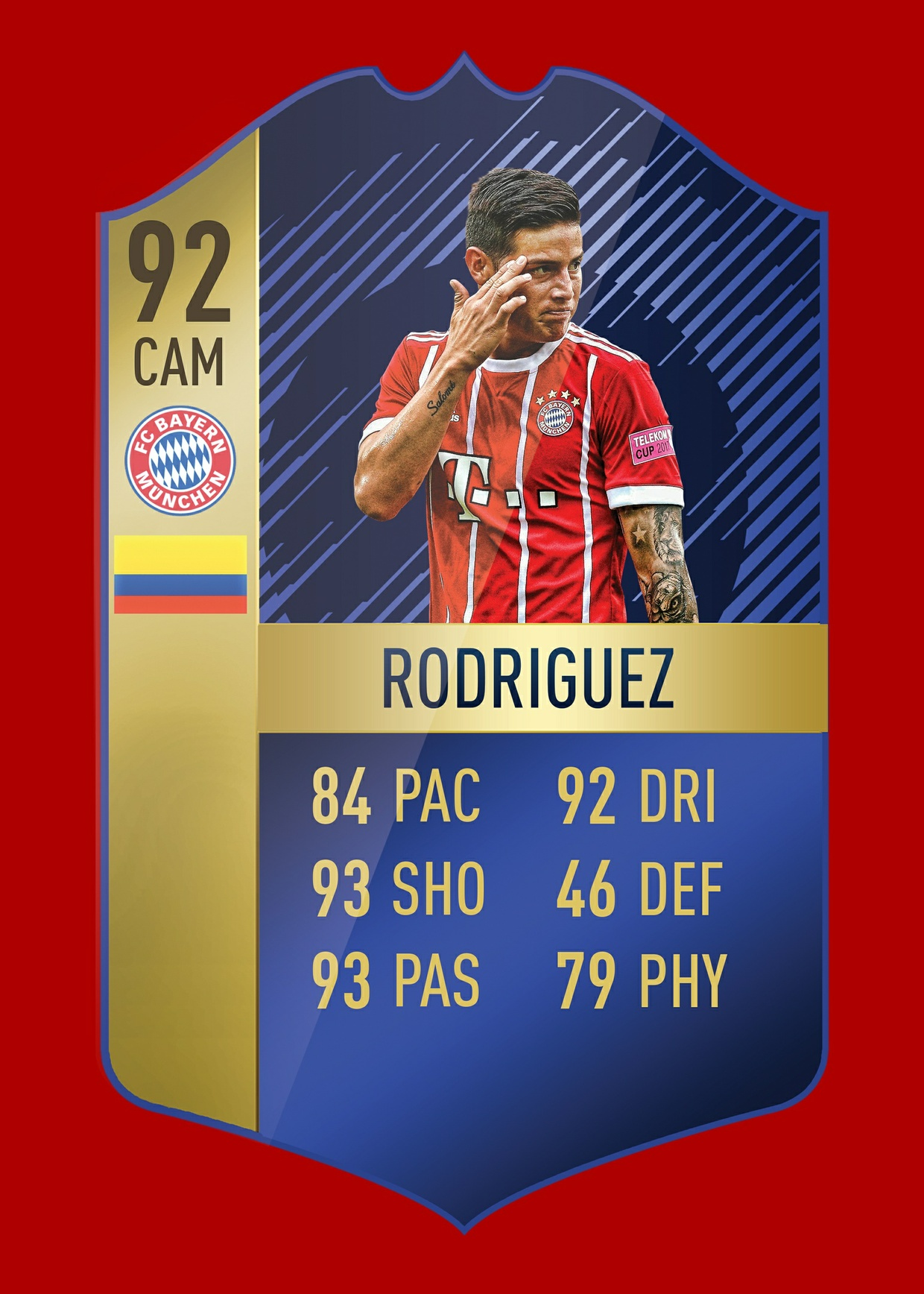 FIFA 18 SPECIAL CARDS
