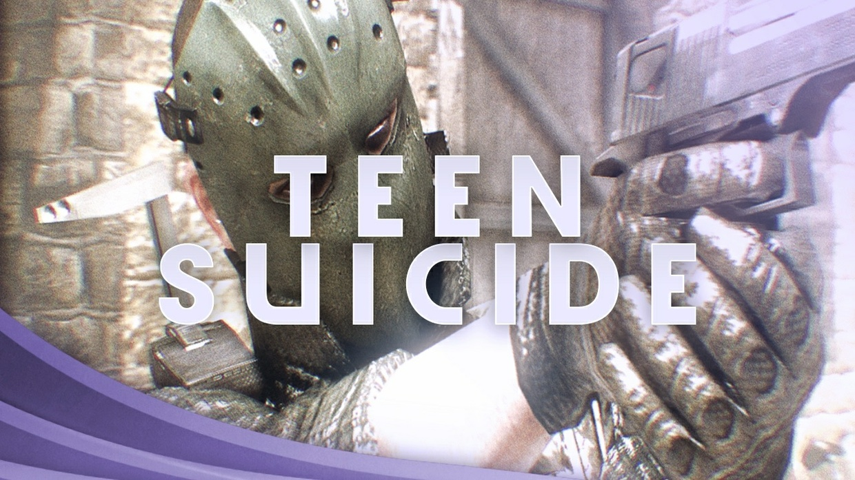 Teen Suicide Project File