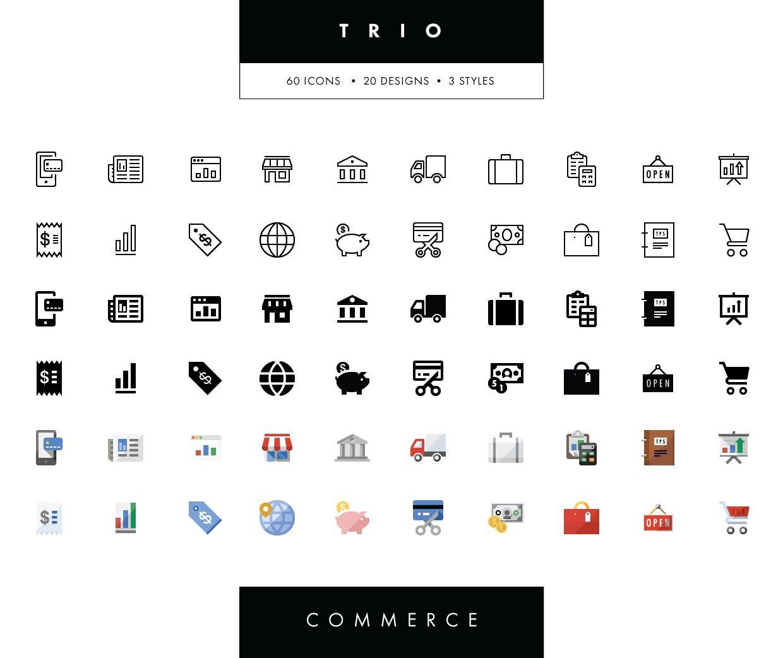 TRIO - Commerce