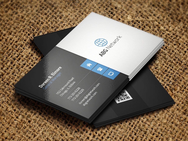 Corporate Business Card (PSD)