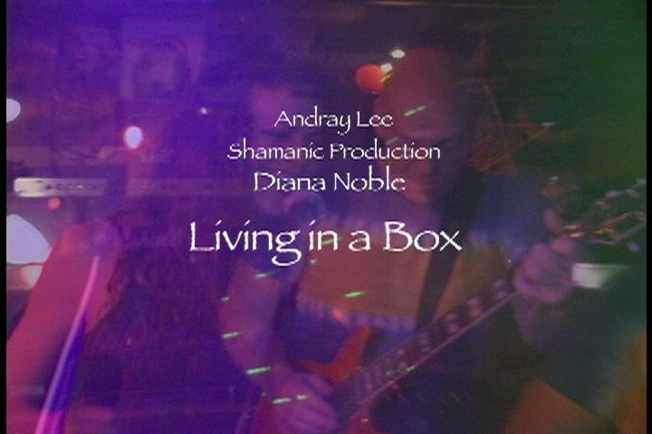 living in a box part 1 shamanicproduction. Black Bedroom Furniture Sets. Home Design Ideas