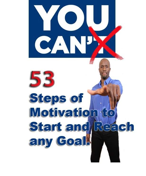 [Watch now - after purchase]        53 Steps of Motivation to Start and Reach any Goal