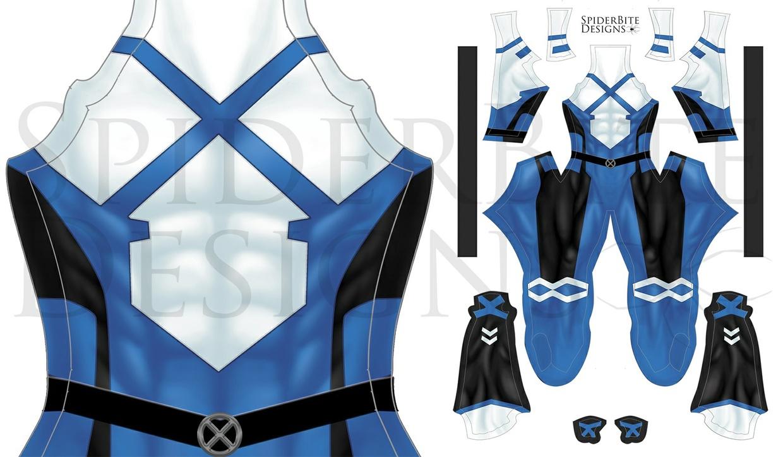 Iceman X-men Blue