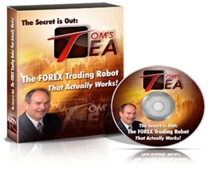 TOM'S EA EXPERT ADVISOR 3 VERSIONS FOREX MT4