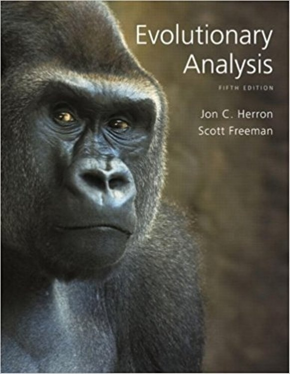 Evolutionary Analysis 5th edition ( PDF , Instant download )