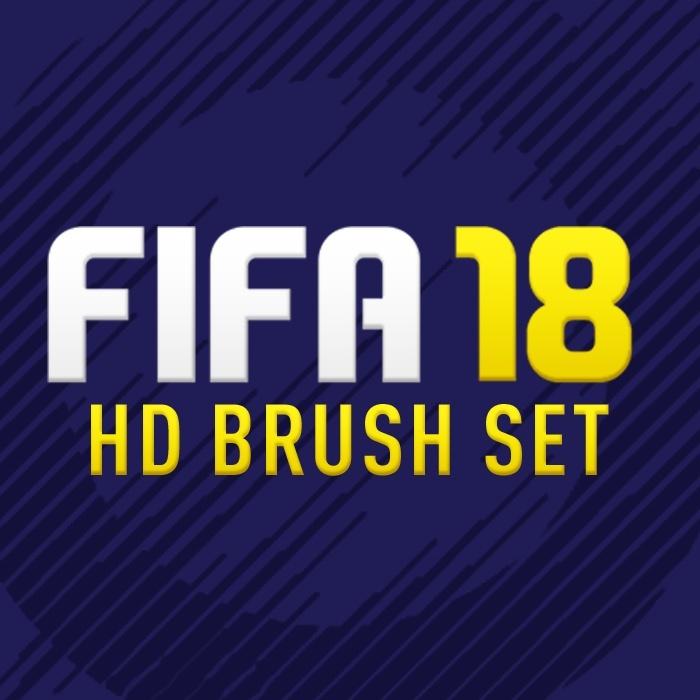 FIFA 18 HD Brush Pack