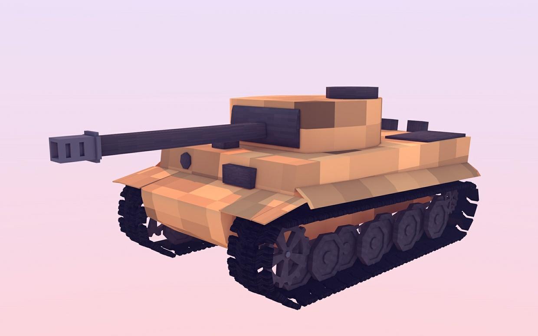 Tiger I v1