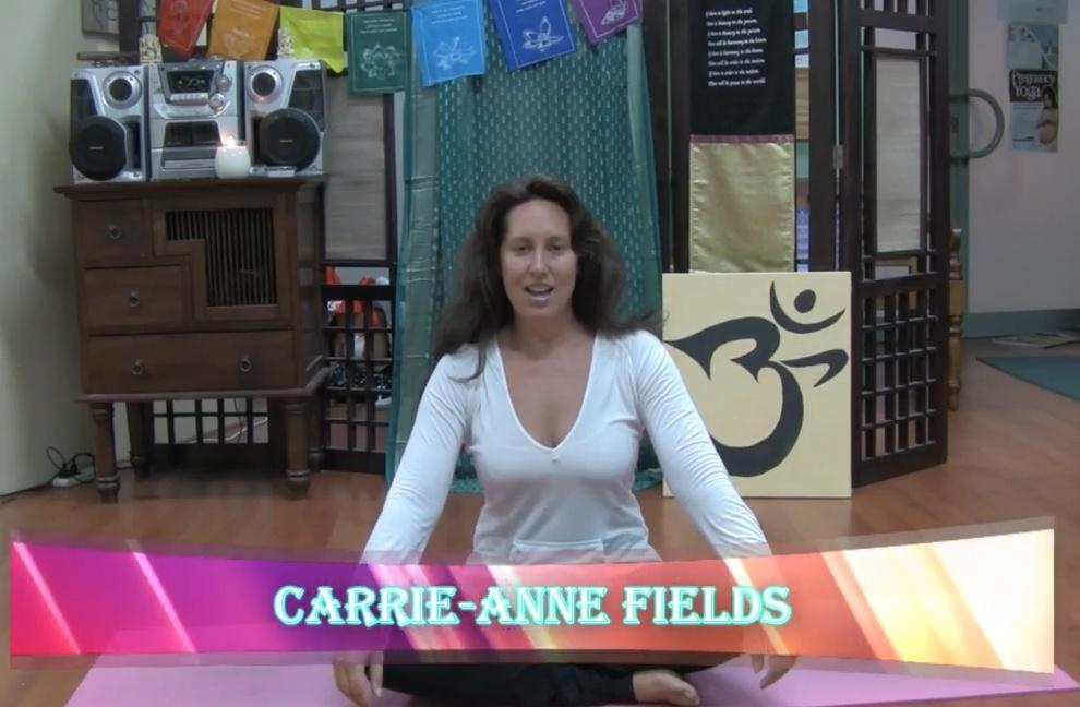 Guided Meditation Running Through Color Chakras