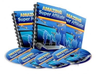 Amazing Super Affiliate (Including Master Resell Right)