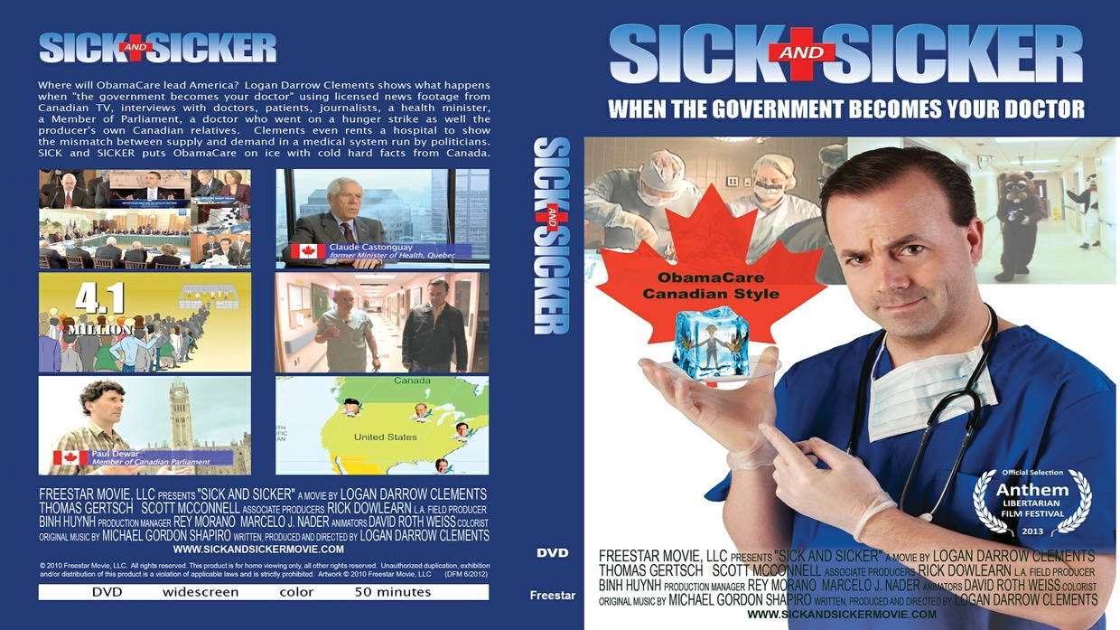 SICK AND SICKER: When The Government Becomes Your Doctor