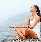 Rentouttava hengitys