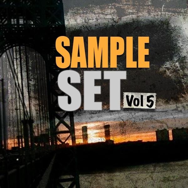 MPC WAV Sample Set v5