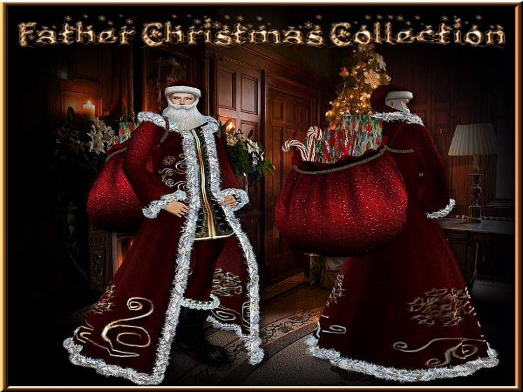 Father Christmas with Re-Sell Right