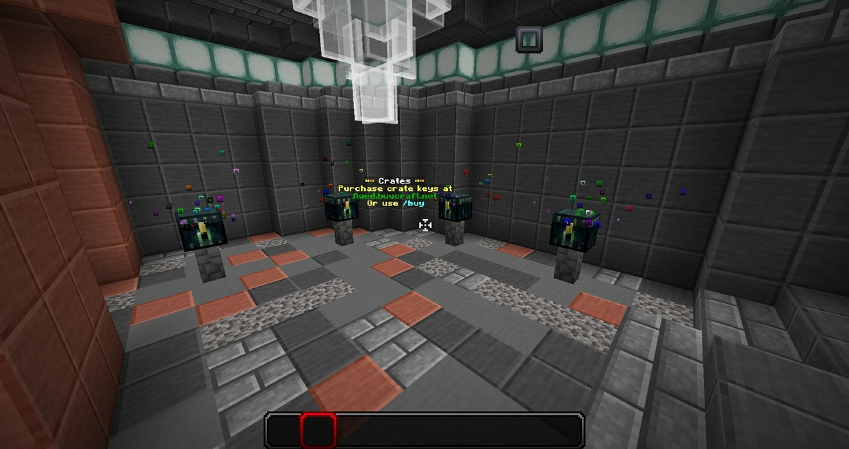 AGEDPVP FACTION SERVER WITH CUSTOM ENCHANTS (2017) (NEW) (CHEAP)