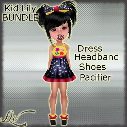 Kid Lily BUNDLE
