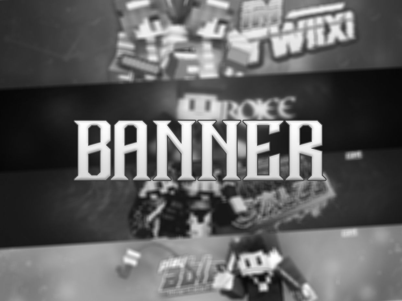 Minecraft Banner