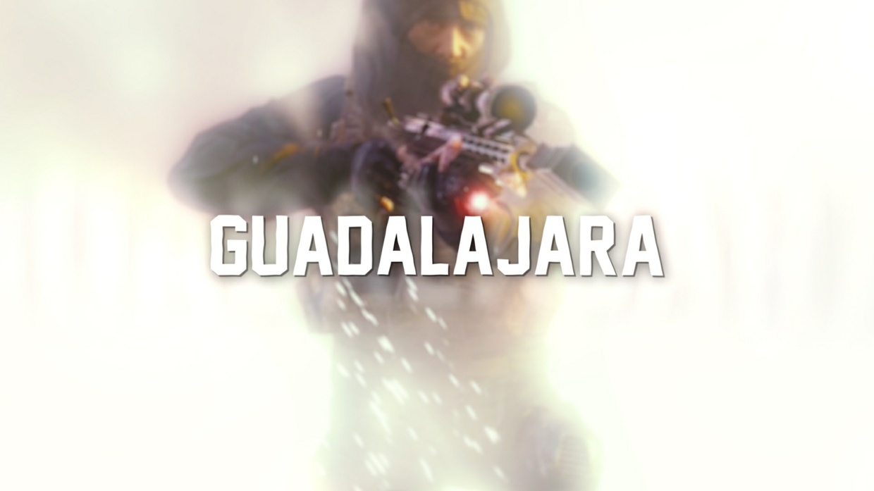Guadalajara Project Files