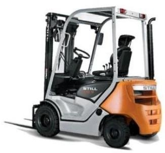 Still Diesel Forklift Truck RC40-16, RC40-18, RC40-20: 4012, 4013, 4021 Parts Manual