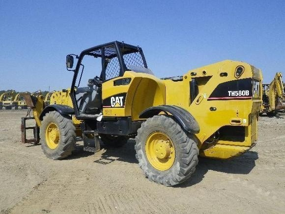 Caterpillar Cat TH580B Telehandler Parts Manual DOWNLOAD