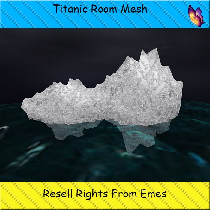 Titanic Room Mesh Catty Only!!!