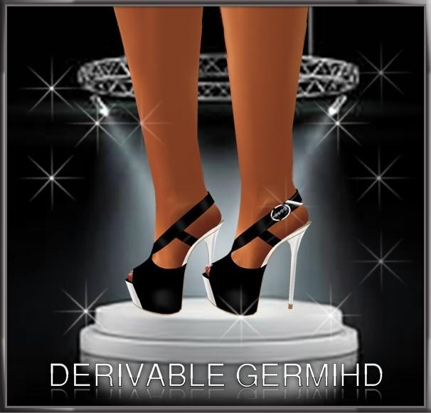 heels sinia