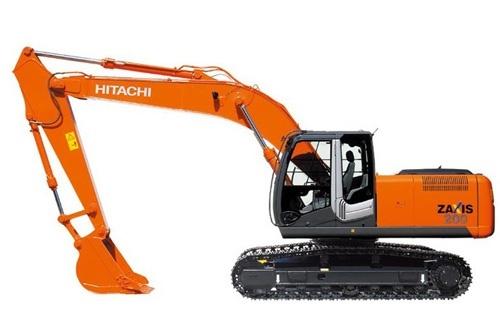 Hitachi Zaxis 200 225USR 225US 230 270 Excavator Service Repair Manual Download