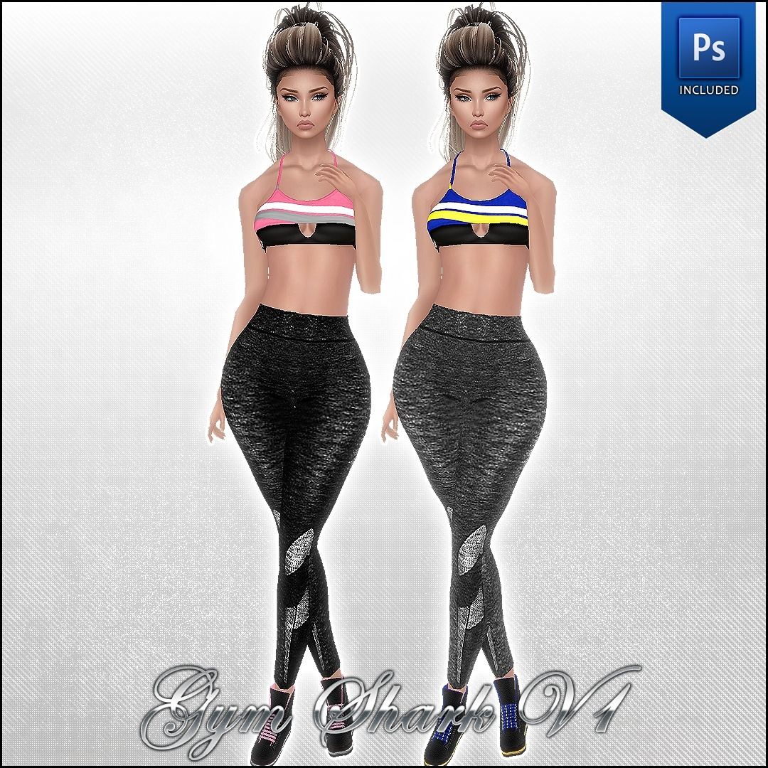 Gym Shark V1 (2 versions)