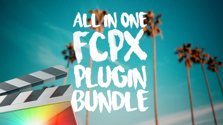 All In One Plugin Bundle - Final Cut Pro X