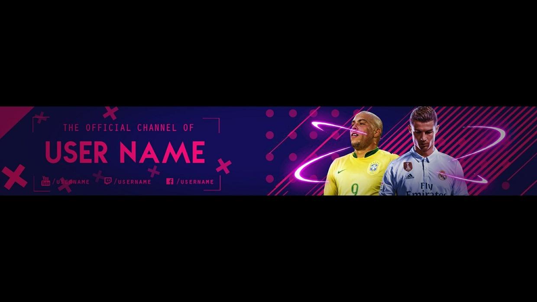 FIFA 18 BANNER TEMPLATE - D V N I