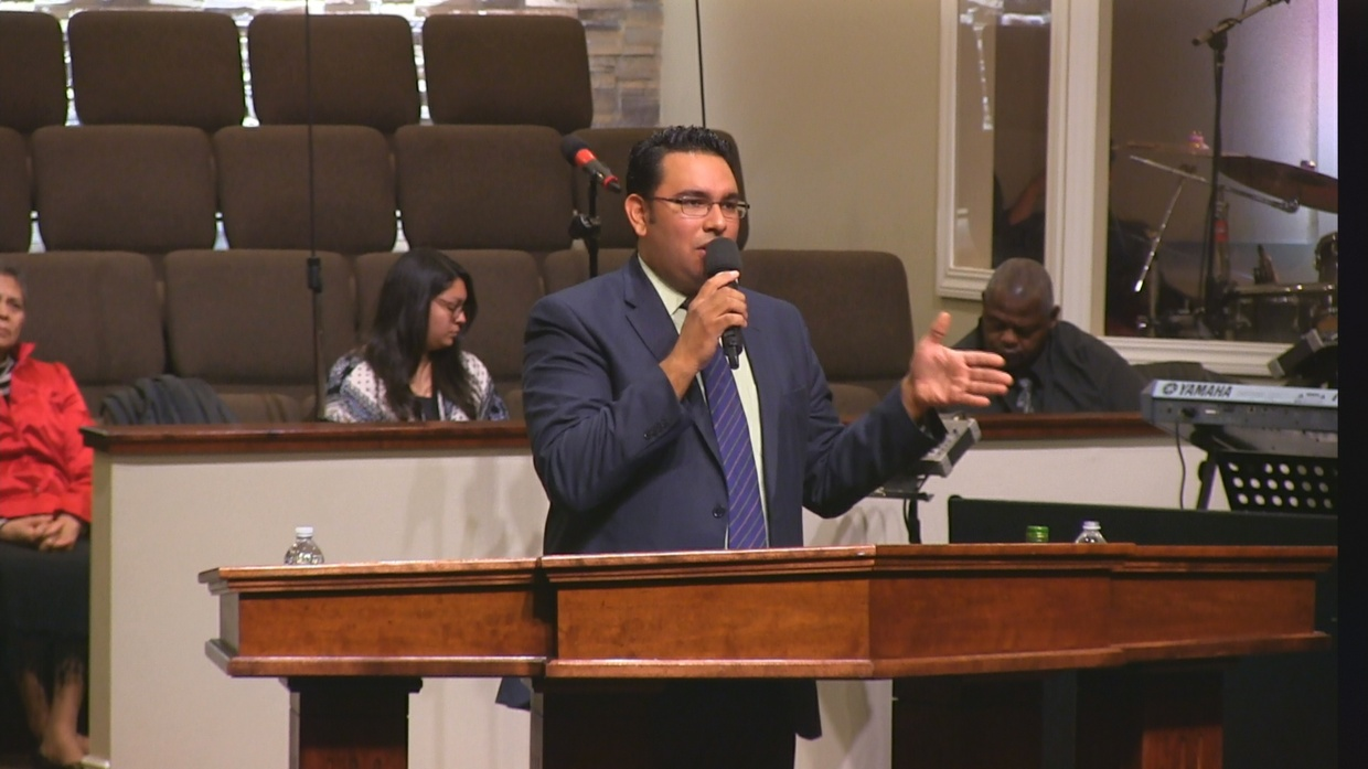 "Rev. Gabe Palma 12-03-17pm "" The Plan Has Changed But The Promise Has Not MP4"