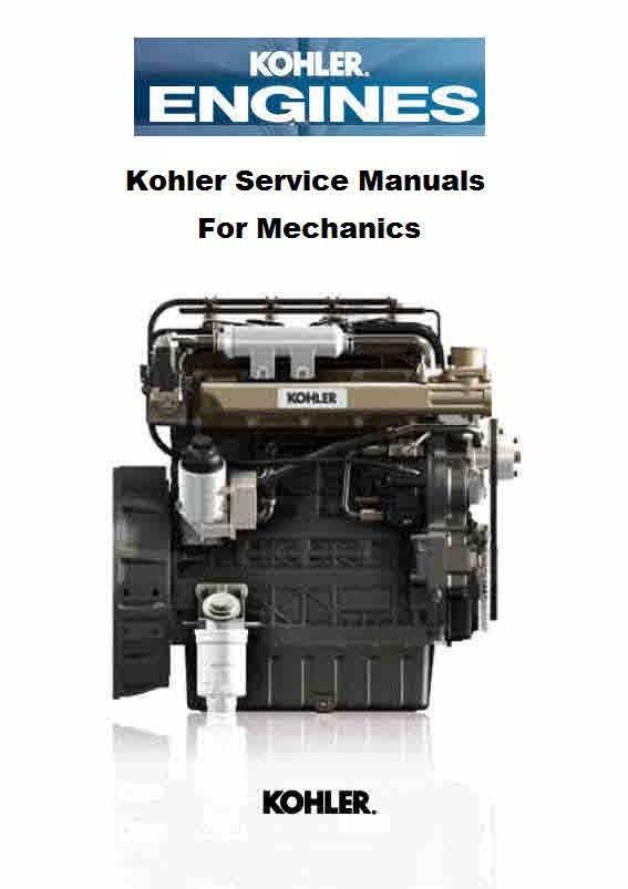 Kohler 8 5rmy manual
