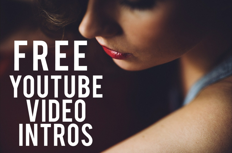 YouTube Video Intro/Facebook Video Thumbnail