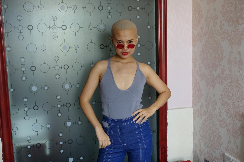 Baldgirl film-After years