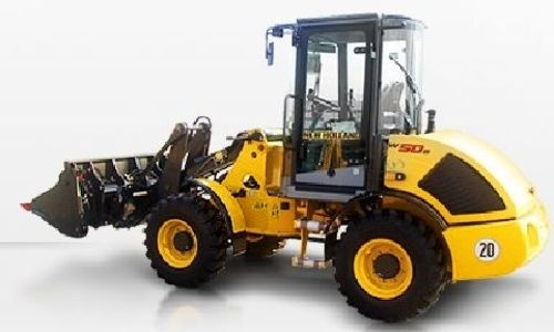 New Holland W50 W60 W70 W80 COMPACT WHEEL LOADER Workshop Manual Download