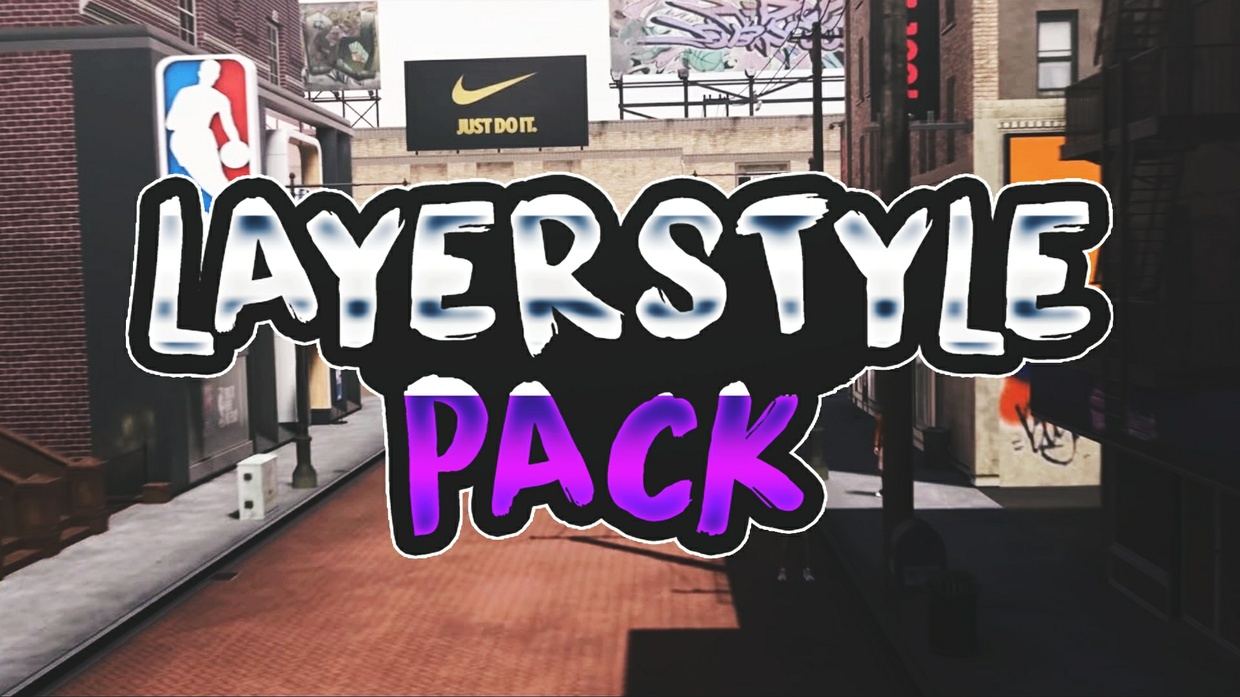 THE LAYERSTYLE PACK
