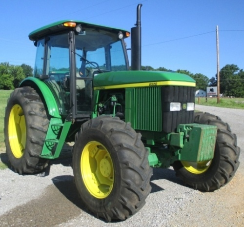 John Deere 6103, 6203, 6403 and 6603 (Latin American) Tractors Service Repair Manual (TM6020)