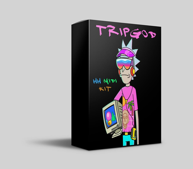 TRIPGOD - HH MIDI KIT