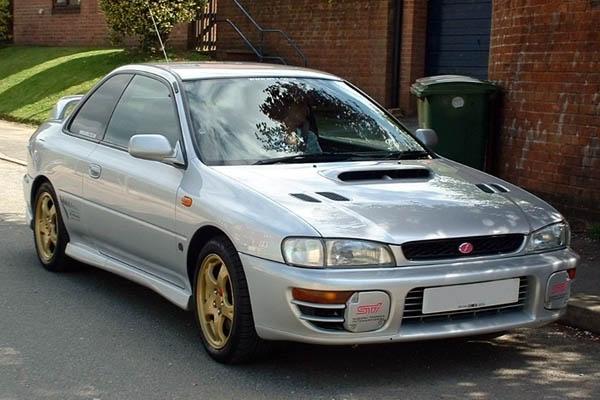 Subaru Impreza 1997-1998 Repair Manual