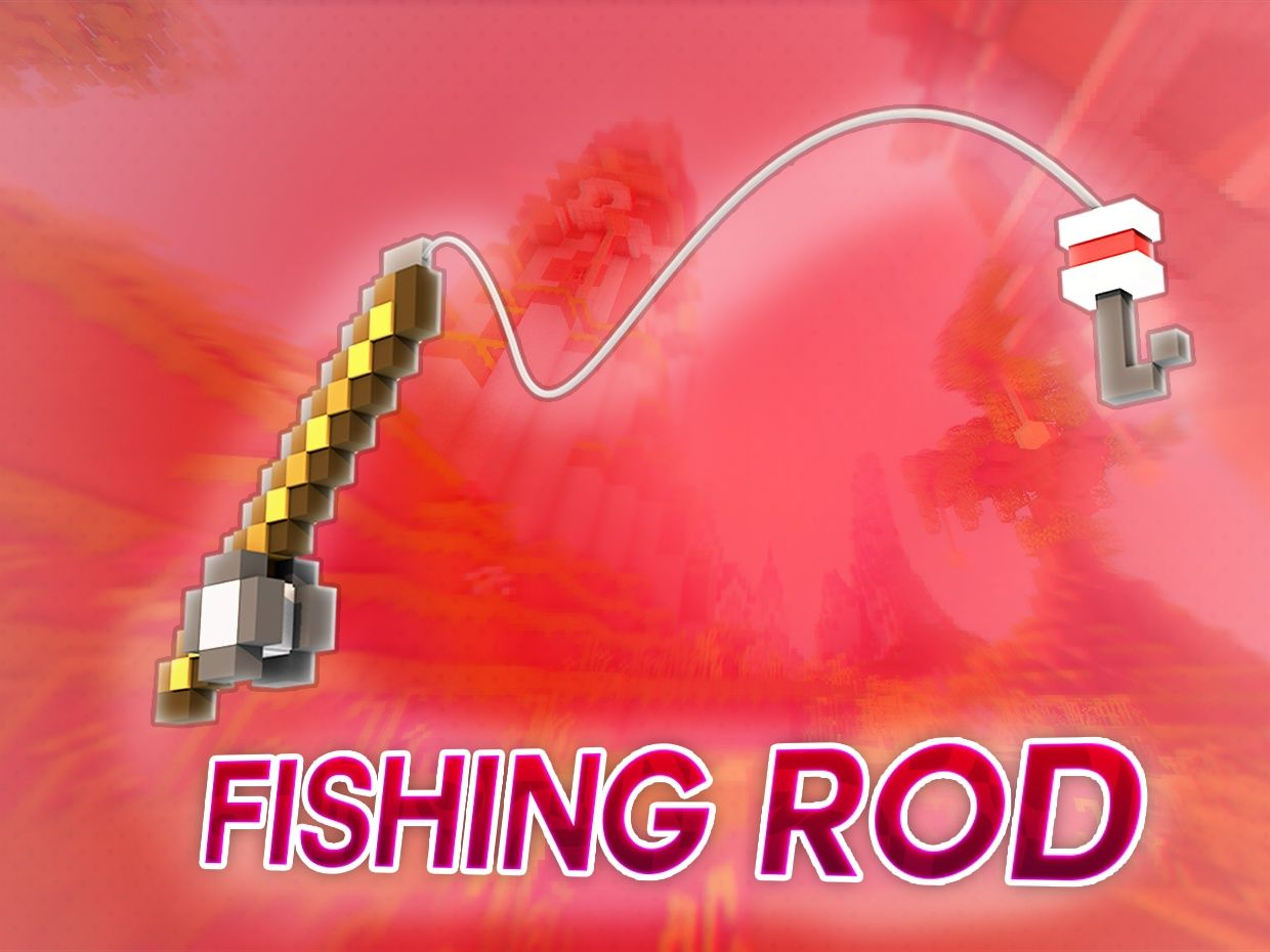 Electo's Fishing rod (C4D)