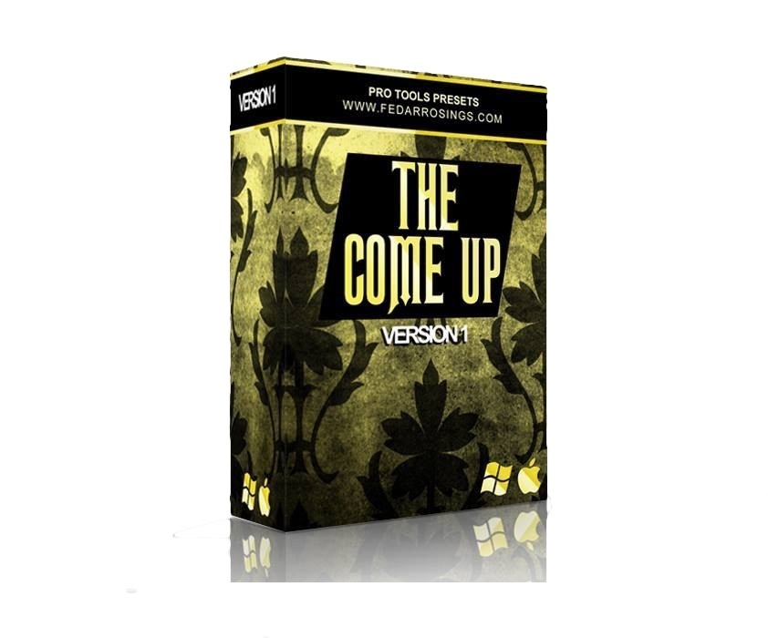 The Come Up (Pro Tools Template)
